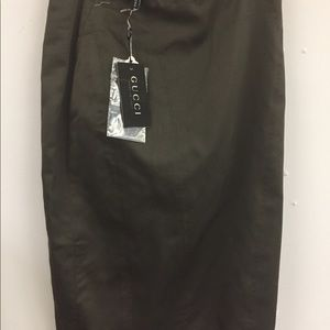 Gucci  Made in Italy Skirt